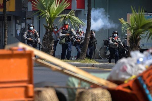 Myanmar'da protesto gösterilerinde ölenlerin sayısı 759'a yükseldi