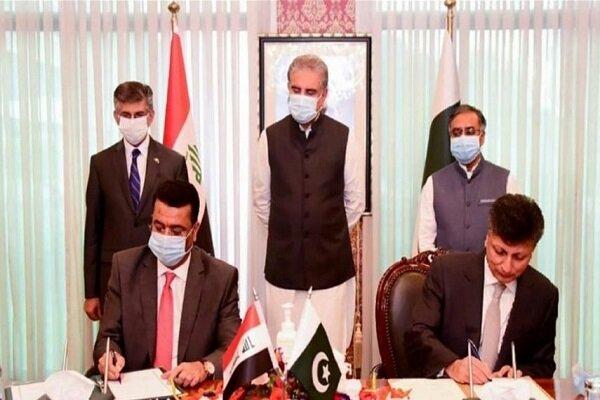 تعاون عراقي باكستاني في مجال بناء القدرات وتدرب الدبلوماسيين