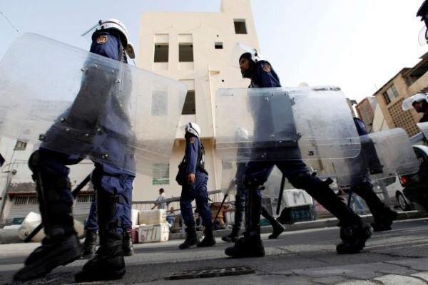 Bahreyn'de destek gösterisine katılanlar gözaltına alındı