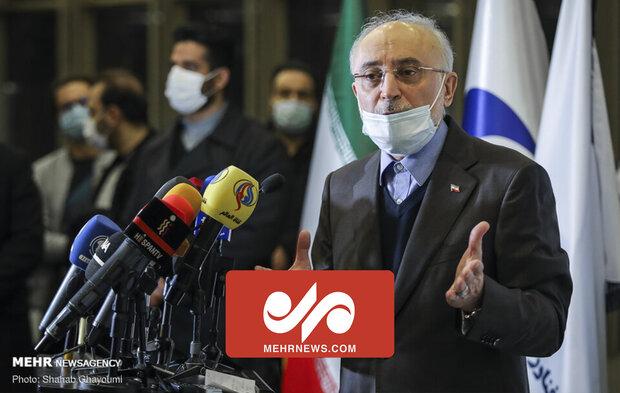 صالحی: زیرساخت های صنعت هسته ای با وسواس بسیار حفظ شد