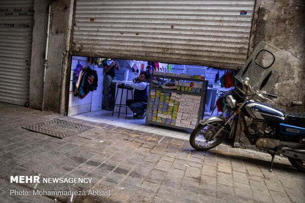 Tehran's Grand Bazaar closed after sharp rise in COVID-19