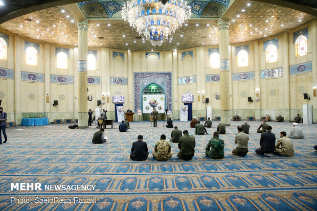 22nd martyrdom anniv. of Sayyad Shirazi observed in Tehran