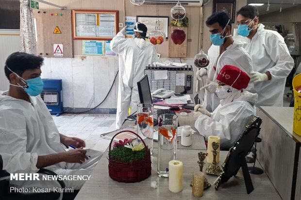 İran'da koronavirüsle mücadele devam ediyor