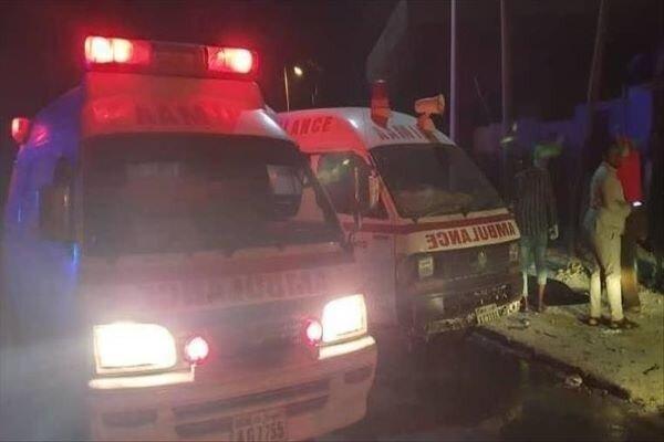 Somalia suicide bombing leaves 3 dead, 5 injured