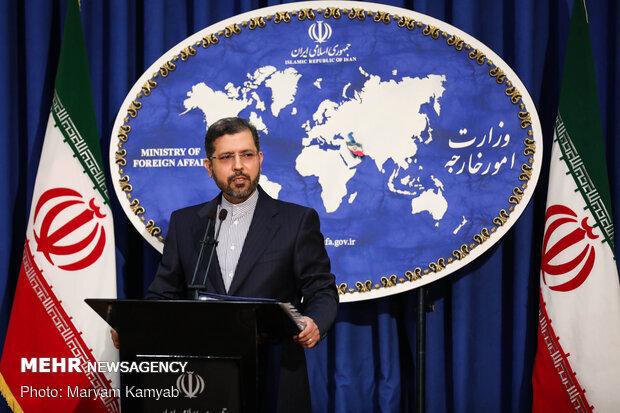 الخارجية الإيرانية تواسي العراق بالحادث المأساوي في مستشفى ابن الخطيب