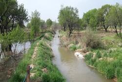 خریداری آب کانال طالقان برای باغستان سنتی قزوین