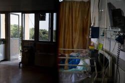 شلوغی دوباره بیمارستان ها