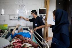 افزایش تعداد بیماران کرونایی بستری شده در آذربایجان شرقی
