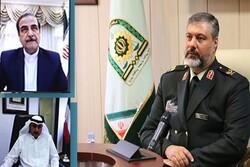 تعاون ايراني كويتي في مجال مكافحة تهريب المخدرات