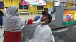 قرنطینه ۵۰ نفر از مسافران مشکوک به کرونا در مبادی مرزهای کشور