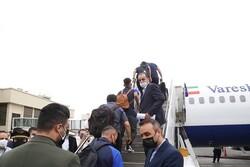پرواز استقلال به سوی عربستان انجام شد