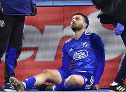 احتمال غیبت مدافع تیم ملی ایران در مسابقات مقدماتی لیگ اروپا