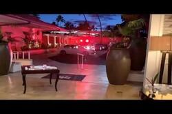 Shots fired inside hotel in Hawaii