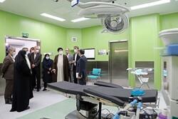 بیمارستان فوق تخصصی «عدل» افتتاح شد