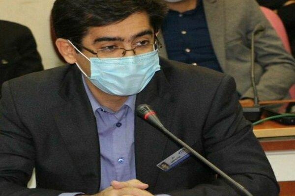 تختهای بیمارستان گلستان کرمانشاه پر شد