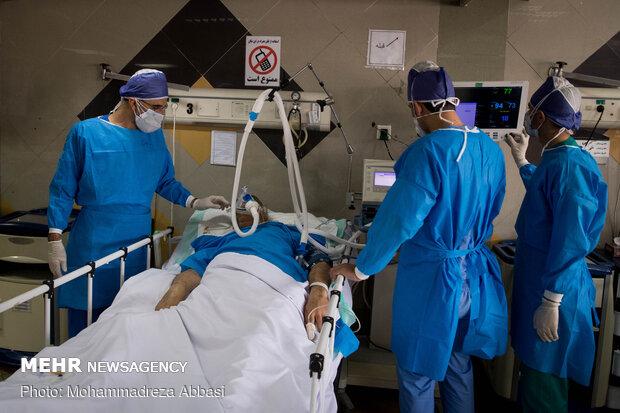 شناسایی ۲۵۴۹۲ بیمار جدید کرونایی/وضعیت قرمز در ۳۰۱ شهر کشور