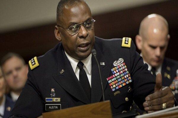 وزير الدفاع الأميركي: إدارة بايدن ملتزمة بحماية إسرائيلوأمنها