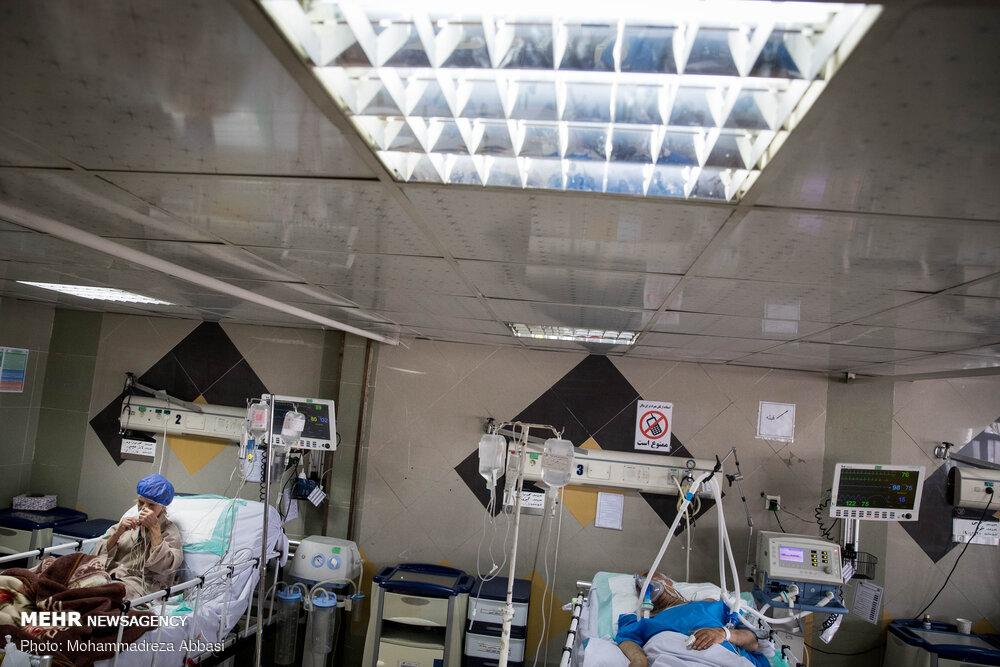 امکان کمبود تخت برای بیماران کرونایی در البرز وجود دارد