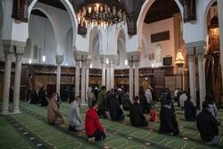 اهانت به یک مرکز اسلامی در فرانسه در آستانه ماه رمضان
