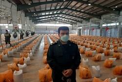 ۷۵ هزار بسته معیشتی در ماه مبارک رمضان در کرمانشاه توزیع می شود