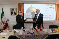 کتاب «رهبران تونس، نویسندگان آن و مسئله فلسطین» رونمایی شد