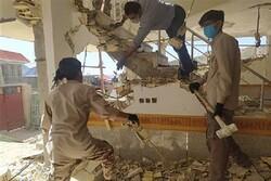 خادمان شهدا کرمانشاه از روز اول یاور مردم زلزله زده سیسخت بودند