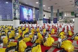 ۳ هزار بسته معیشتی توسط سپاه خراسان شمالی توزیع میشود