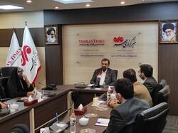 محسن رضایی از خبرگزاری مهر بازدید کرد