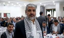 """حركة حماس تنتخب خالد مشعل رئيسا لـ""""إقليم الخارج"""""""