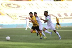Sepahan held by Naft Masjed Soleyman to remain second: IPL