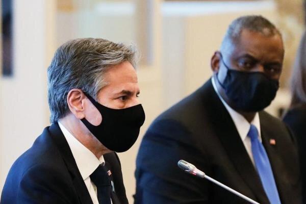 وزير الخارجية ووزير الدفاع الأمريكيان يزوران بروكسل لمناقشة الملف الإيراني