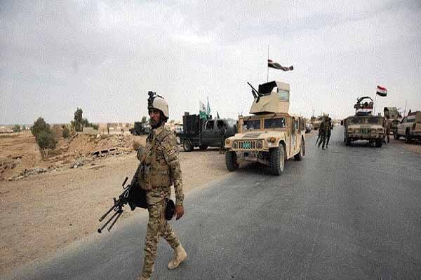 Iraqi security forces arrest 10 ISIL members in Diyala