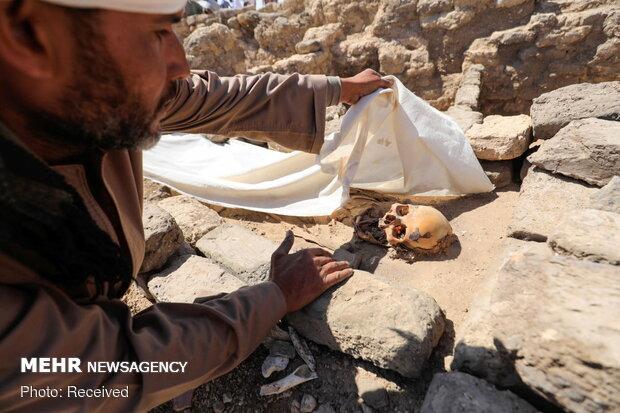 کشف شهر طلایی گمشده ۳ هزار ساله در مصر