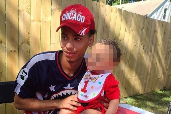 US police kills a 20-yr black amid tensions over Floyd death