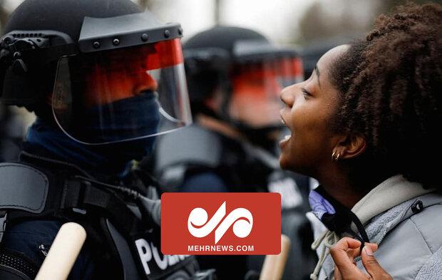 ABD'de siyahi vatandaşlar yine sokaklara döküldü