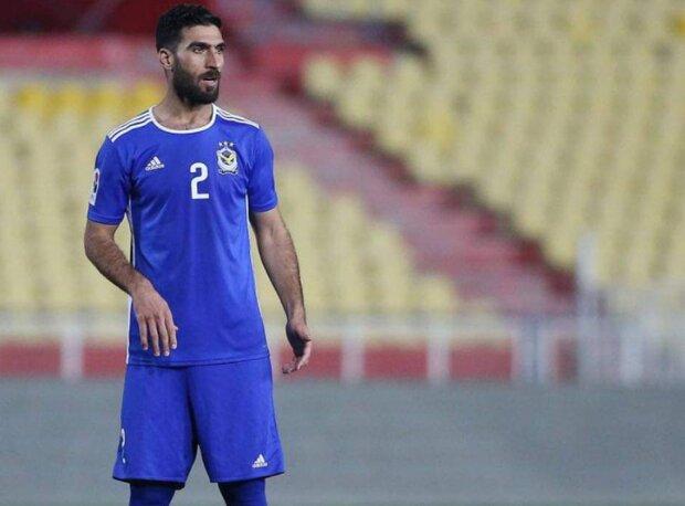 بازیکن حریف تراکتور در امارات بازداشت شد