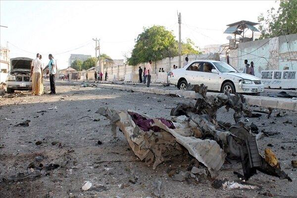 انفجار در موگادیشو ۷ کشته و ۹ زخمی برجای گذاشت