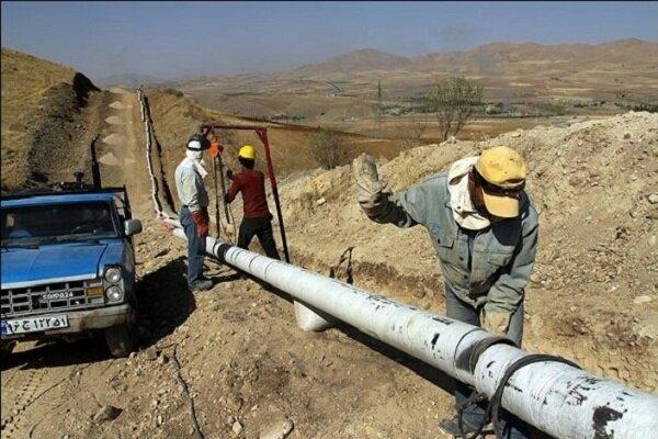 گاز رسانی به ۱۵۰۰ روستای لرستان