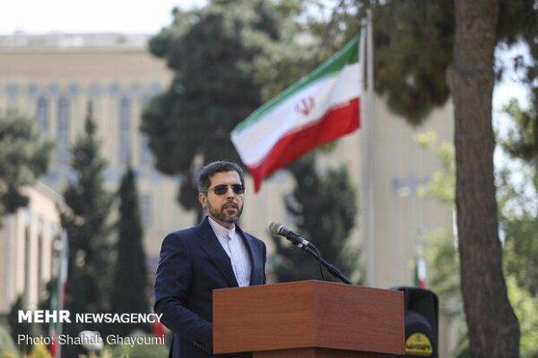 Iran to suspend comprehensive talks with EU: FM Spox