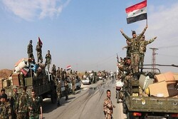 Syrian army launching an operation to cleanse Raqqa from ISIL