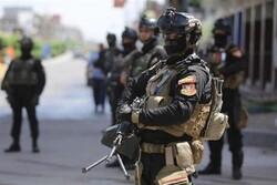 اقدامات امنیتی انجام شده در سه استان عراق
