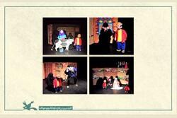 اکران اینترنتی نمایش «گنجشکک اشیمشی» حسن دادشکر