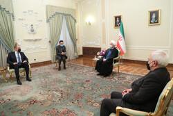الرئيس روحاني: إتاحة موطئ قدم للكيان الصهيوني في المنطقة تعد خطوة خطيرة