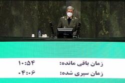اختیارات بودجهای به وزارت دفاع برگردد/ قالیباف: بودجه مربوط به ستاد کل است