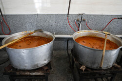 توزیع ٨ هزار پرس غذا در طرح اطعام علوی