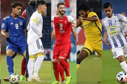 موقع الاتحاد الاسيوي يختار6 لاعبين ضمن قائمة نجوم دوري أبطال آسيا
