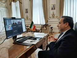 عراقجي يندّد بالإجراءات الأخيرة التي اتخذها الاتحاد الأوروبي ضد إيران