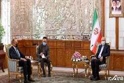 Iran, Russia determined to promote bilateral ties: Ghalibaf