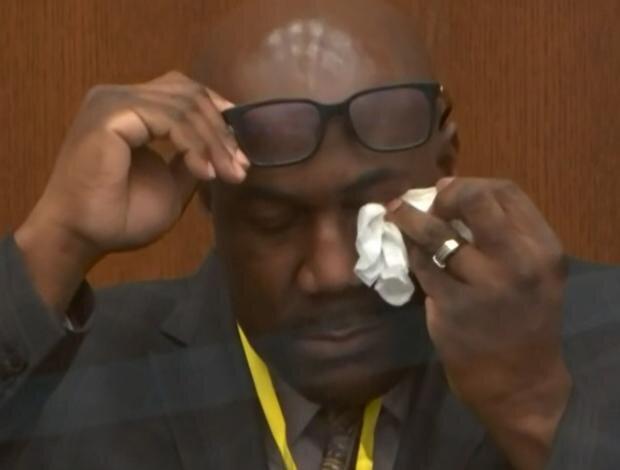 ادای شهادت برادر «جورج فلوید» در دادگاه
