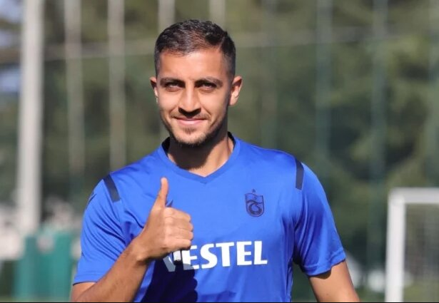 İranlı futbolcu Hosseini Trabzonspor'dan ayrıldı
